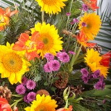 funeral_flowers_sunflowers
