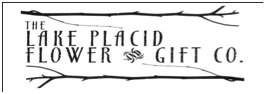 Logo Lake Placid Flower and Gift Co.