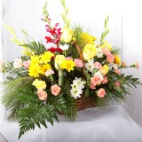 funeral_flowers_yellow_pink