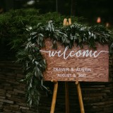 Welcome Sign Traver 1